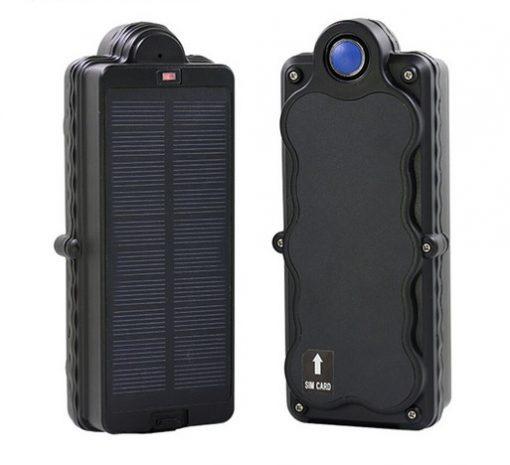 New Magnetic Solar Tracker
